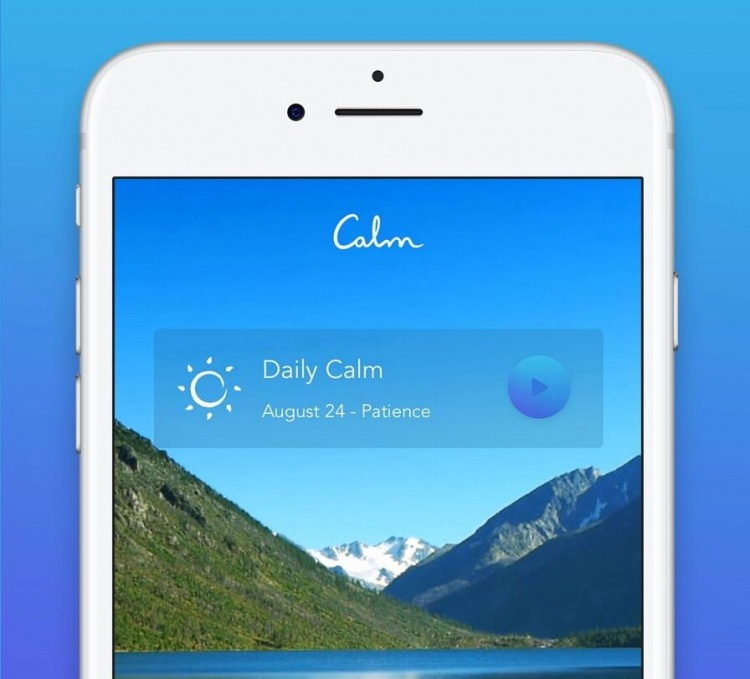 Our Therapists Are Loving Their Free Calm App