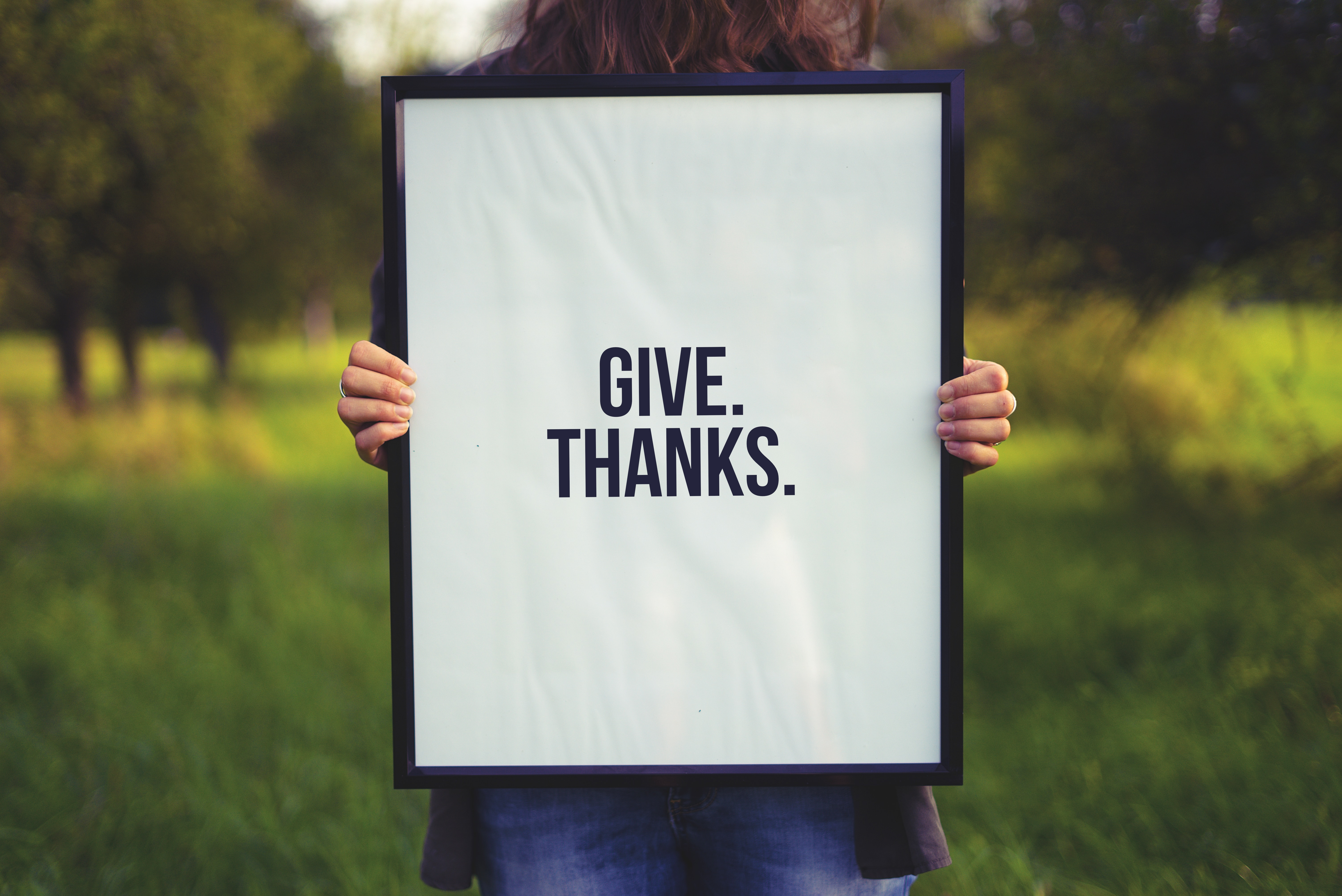 Being Grateful Keeps Me Grounded in Times of Trouble