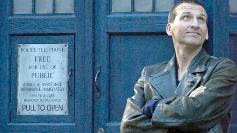 Doctor Who Christopher Eccleston's Battle with Anorexia