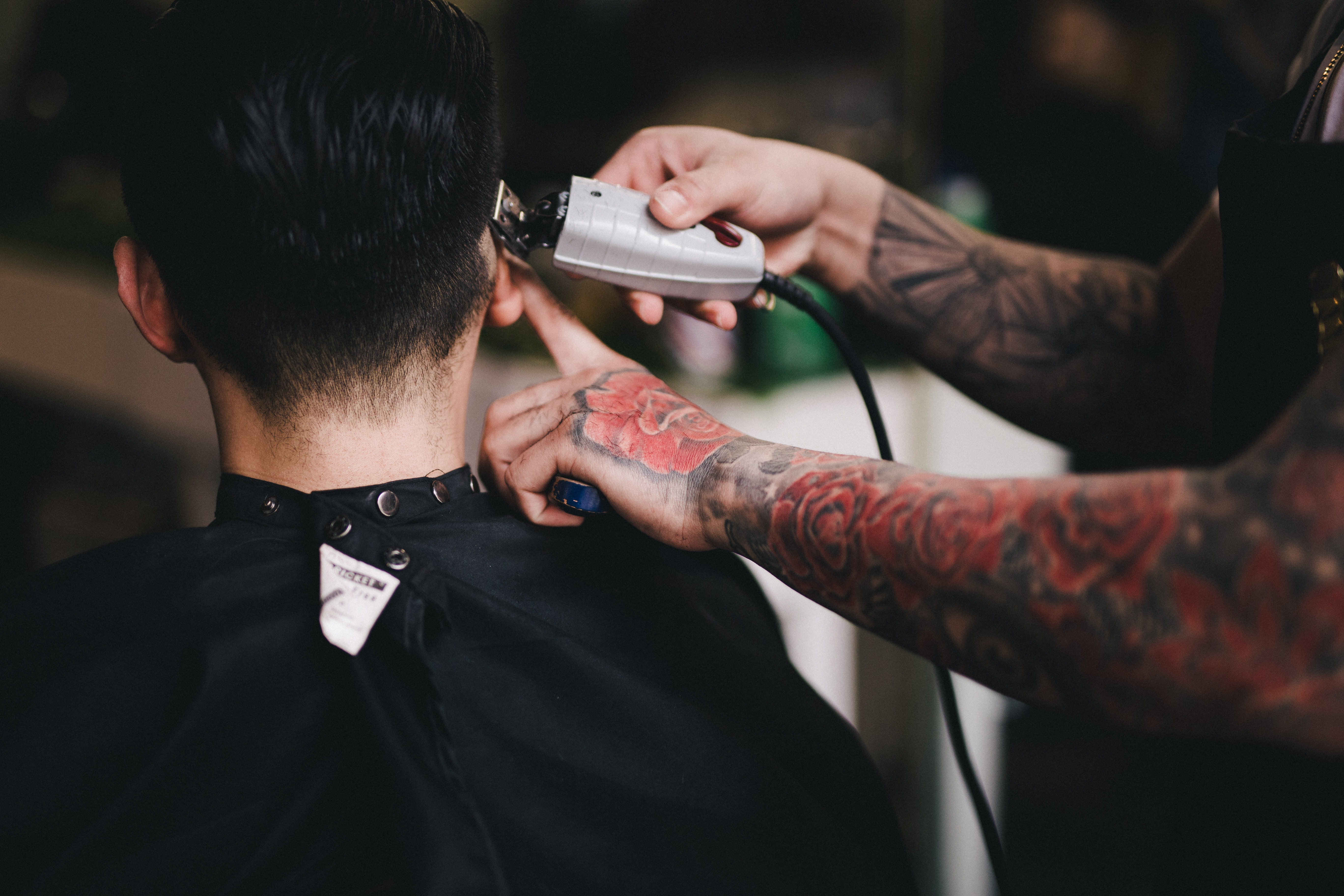Lions Barber Collective: Supporting Men's Mental Health