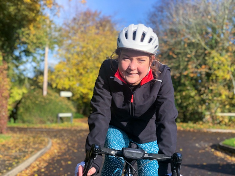 My 100km Bike Ride to Celebrate My Life-Saving Lung Transplant