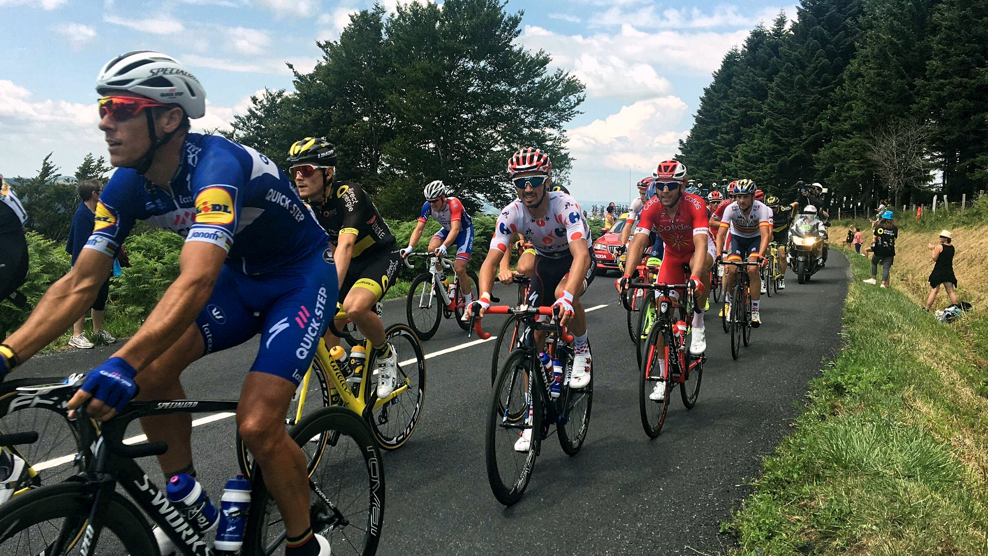 The Psychological Meaning of the Tour de France