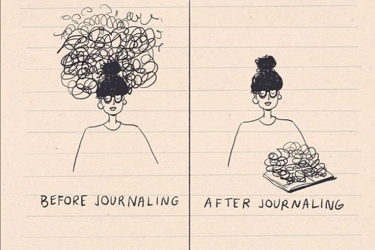 Why Journalling is Such a Powerful Act of Self-Care