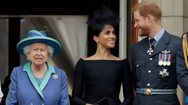 Harry and Meghan and Universal Family Dynamics